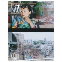 <img class='new_mark_img1' src='//img.shop-pro.jp/img/new/icons1.gif' style='border:none;display:inline;margin:0px;padding:0px;width:auto;' />her.Magazine VOL.05 cover Yasuko Furuta (TOGA)