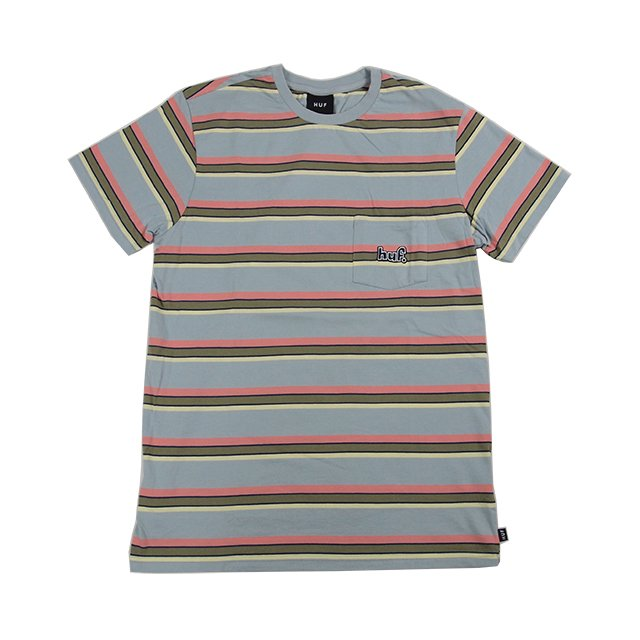 "HUF ""1993 STRIPE S/S KNIT ""..."