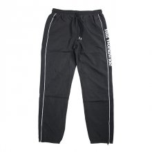 "HUF "" WORLDWIDE TRACK PANT "" BLACK"