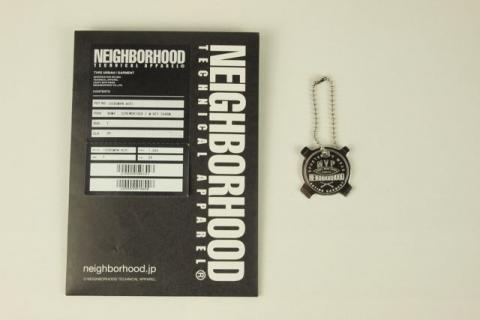 """MVP x NEIGHBORHOOD """"NHMV.SCREWDRIVER/M-KEY CHARM"""" SILVER"""
