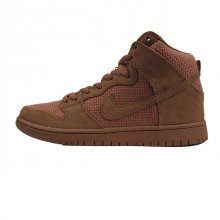 NIKE DUNK HIGH PREMIUM SB ALE BROWN/ALE BROWN