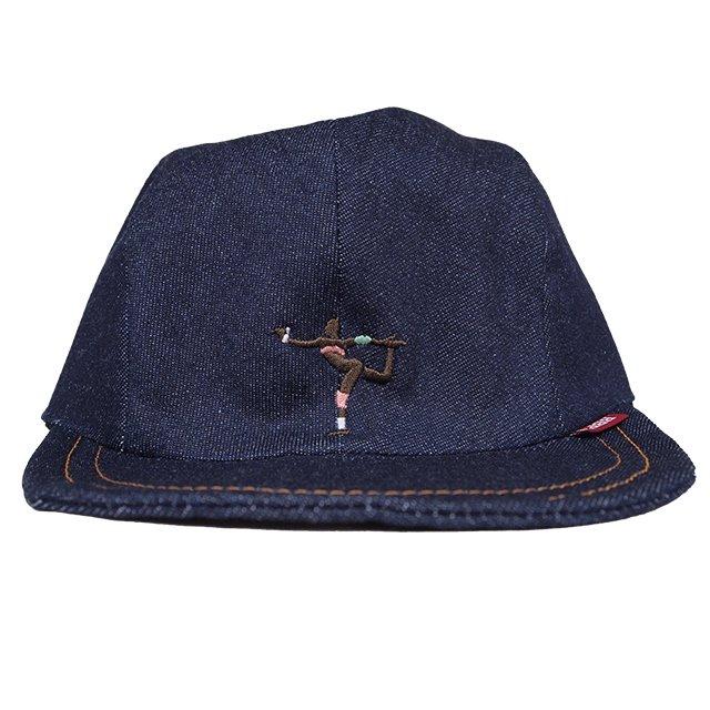 "BBP "" TONBOW X BBP LA VIE EN ROSE SOFT CAP "" INDIGO"