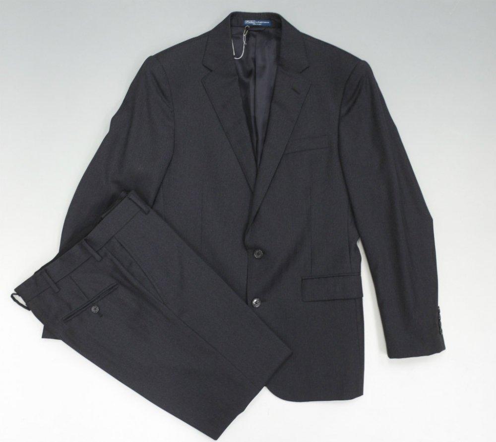 ポロ ラルフローレン スーツ セットアップ  MADE IN ITALY USED