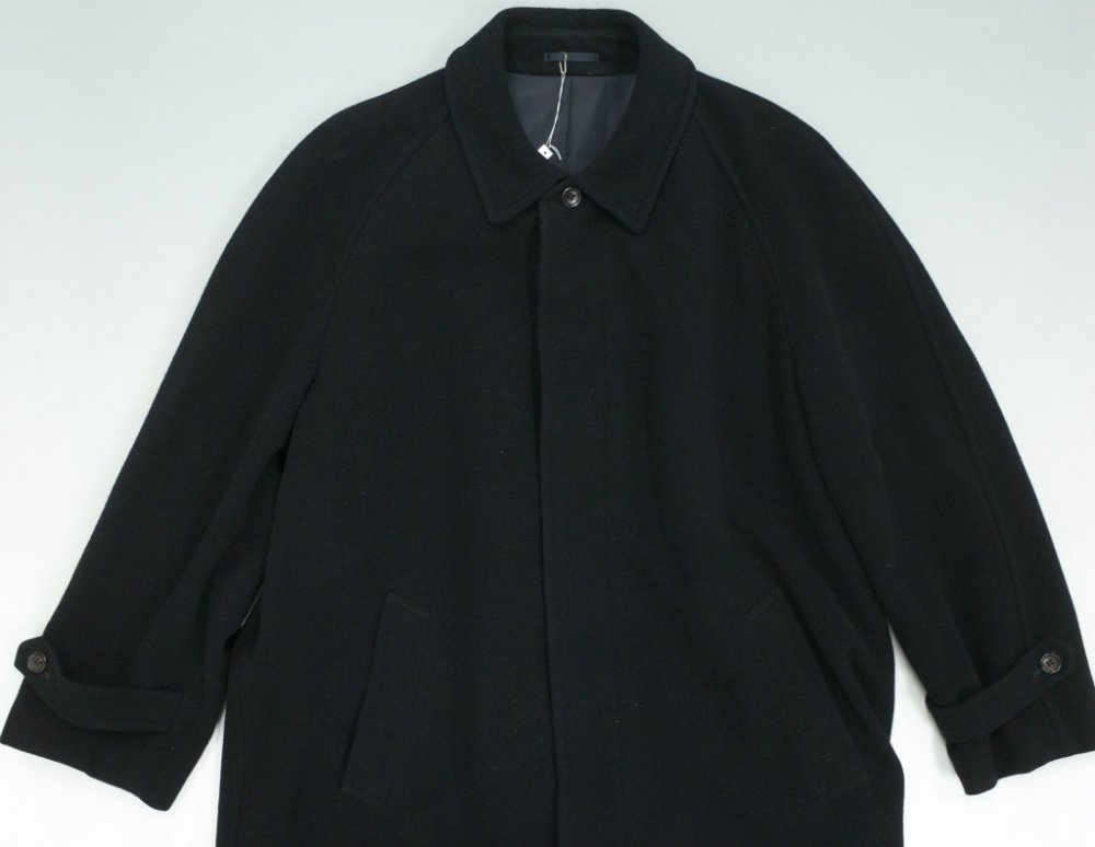 COMME des GARCONS HOMME ステンカラーコート  MADE IN JAPAN USED