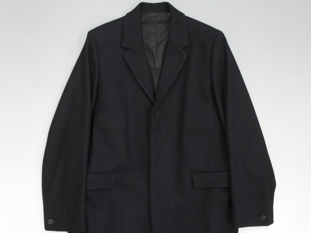 A.P.C.  ウール 比翼 チェスターコート MADE IN FRANCE  USED