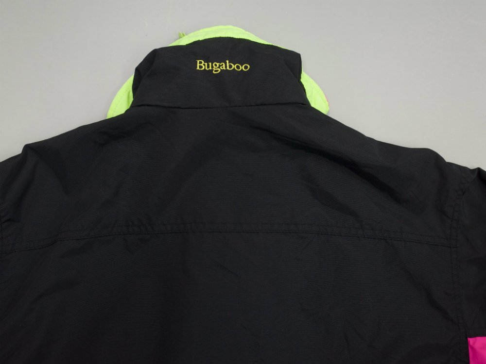 <img class='new_mark_img1' src='//img.shop-pro.jp/img/new/icons20.gif' style='border:none;display:inline;margin:0px;padding:0px;width:auto;' />VINTAGE 80~90's Columbia Bugaboo ナイロンジャケット USED