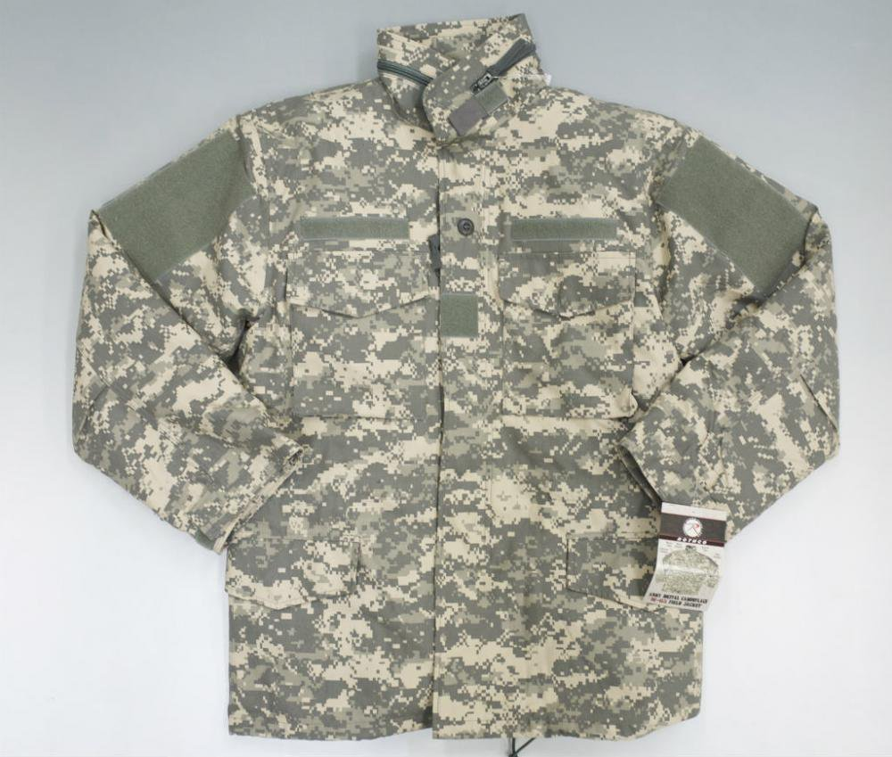 <img class='new_mark_img1' src='//img.shop-pro.jp/img/new/icons20.gif' style='border:none;display:inline;margin:0px;padding:0px;width:auto;' />ROTHCO ロスコ FIELD JACKET M-65 NEW