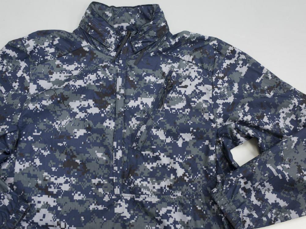 Wild Things Tactical US Navy NWU Wind Shirt MADE IN USA  USED