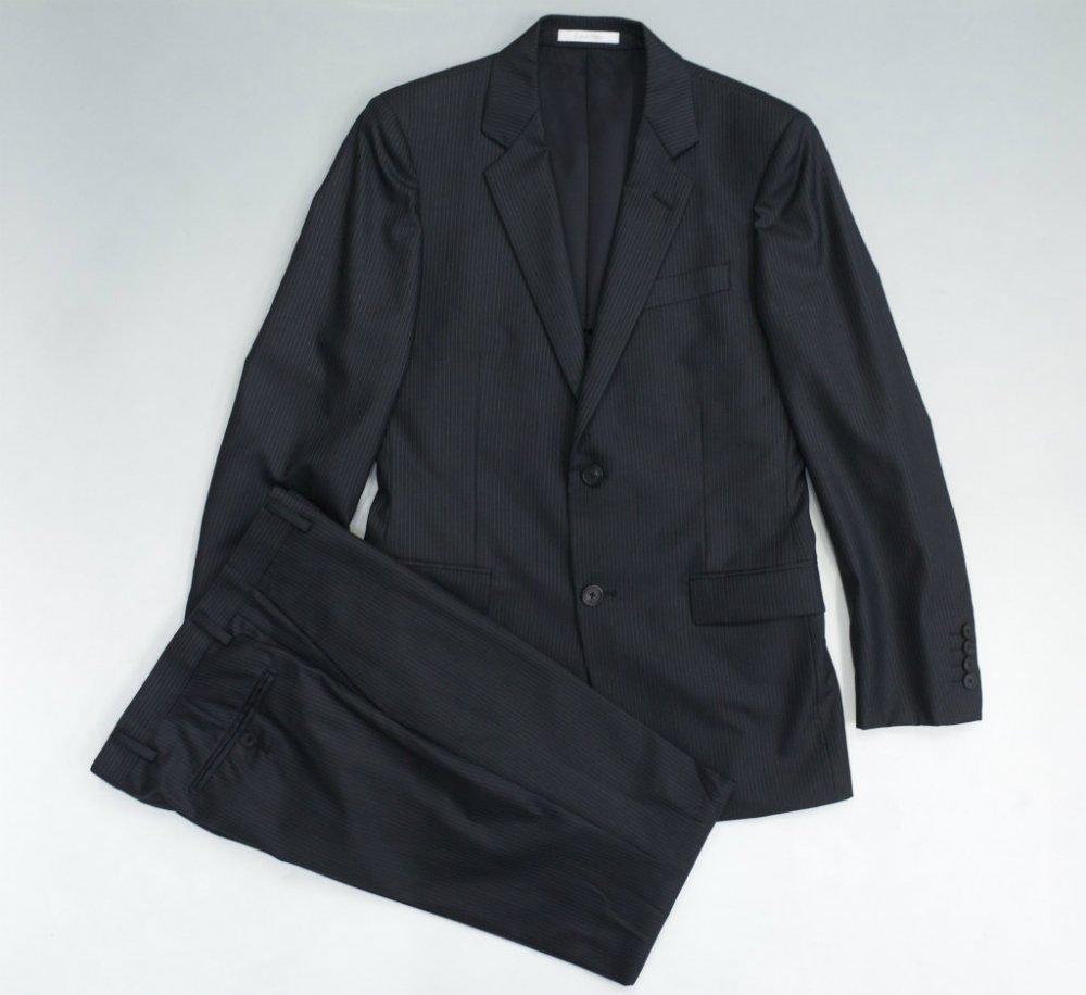 Calvin Klein platinum label セットアップ スーツ USED
