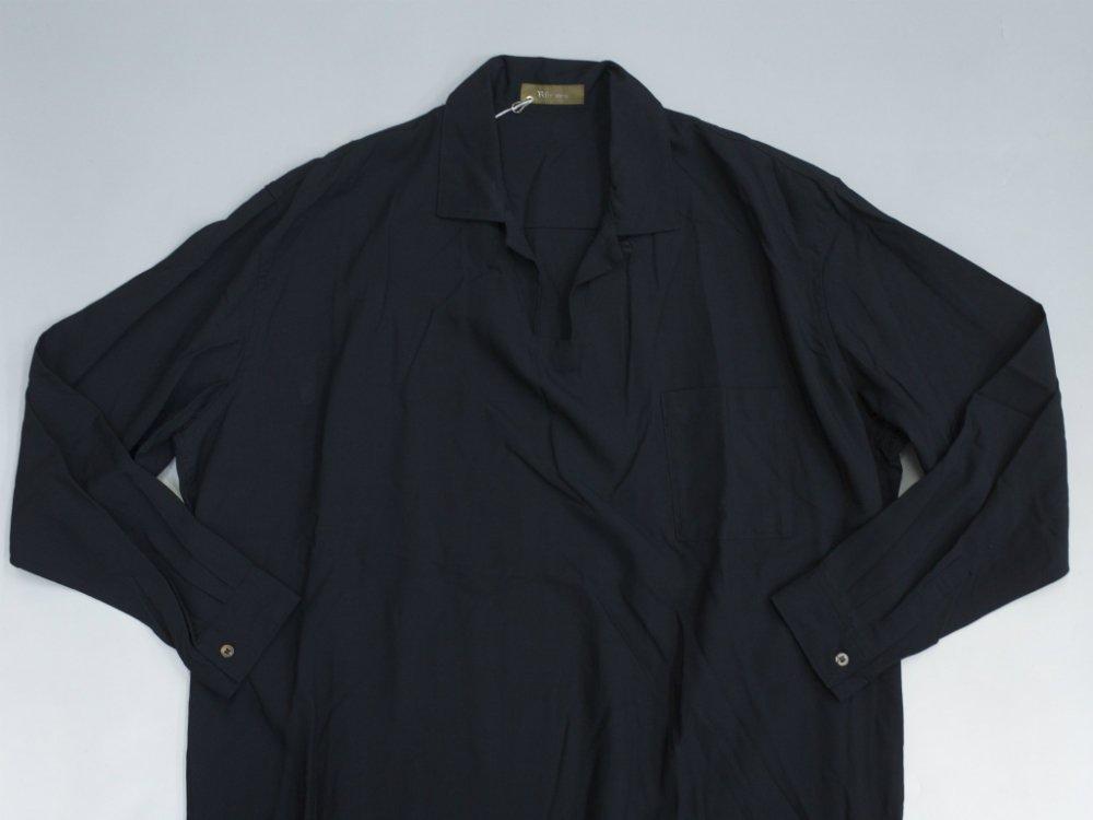 Y's  for men YOHJI YAMAMOTO  プルオーバー オーバーサイズシャツ MADE IN JAPAN  USED