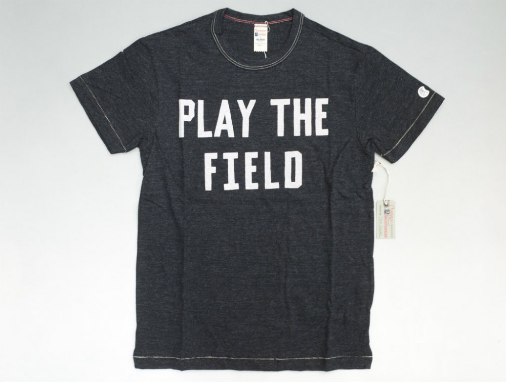 TODD SNYDER + CHAMPION   Play The Field Tシャツ MADE IN CANADA
