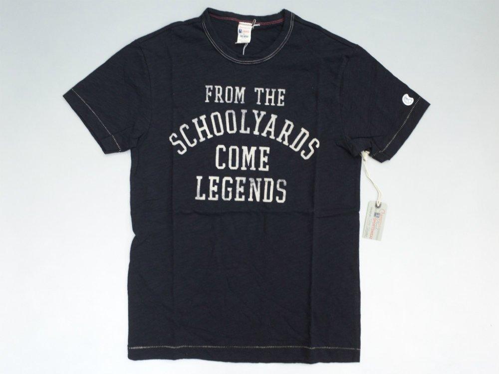 TODD SNYDER + CHAMPION  Schoolyard Legends Tシャツ MADE IN CANADA