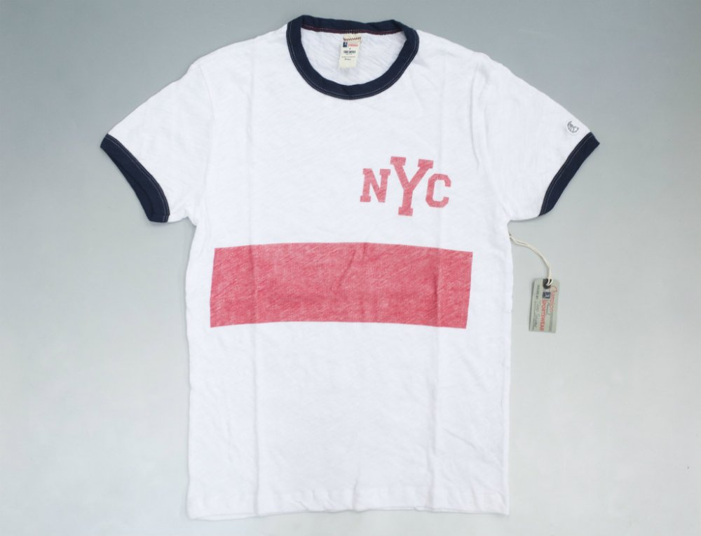TODD SNYDER + CHAMPION  City Ringer  Tシャツ MADE IN CANADA