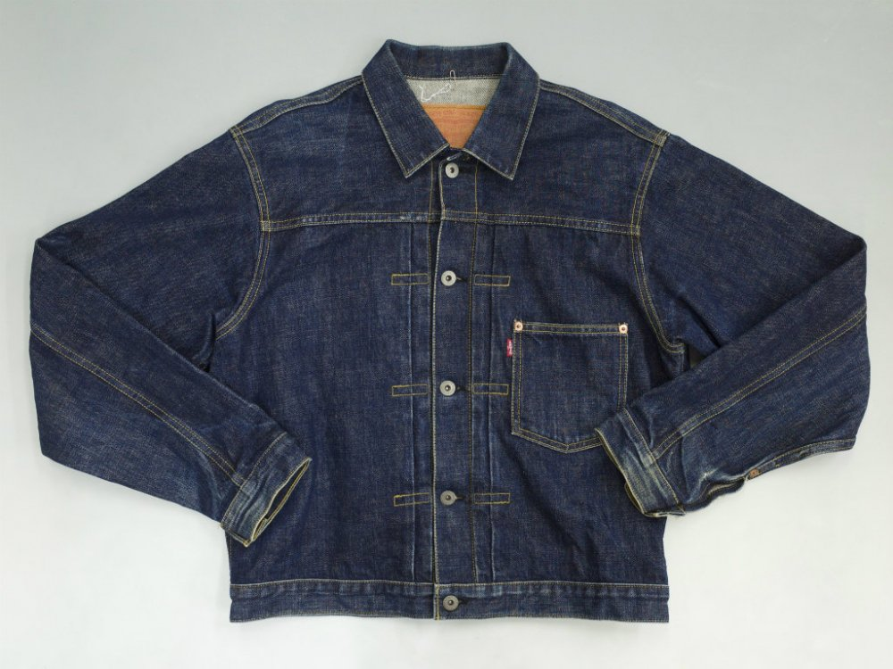 LEVI'S VINTAGE CLOTHING リーバイス ヴィンテージ  506XX 大戦モデル デニムジャケット 40 MADE IN JAPAN USED