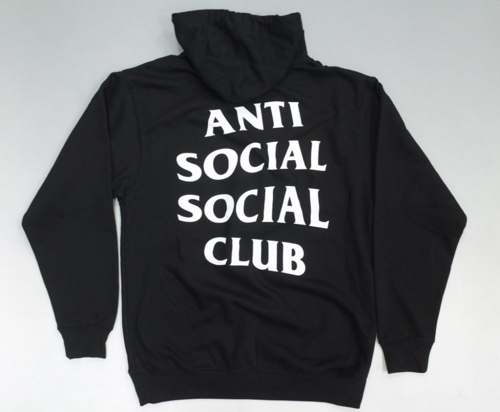 <img class='new_mark_img1' src='//img.shop-pro.jp/img/new/icons15.gif' style='border:none;display:inline;margin:0px;padding:0px;width:auto;' />Anti Social Social Club Mind Games Hoodie パーカ