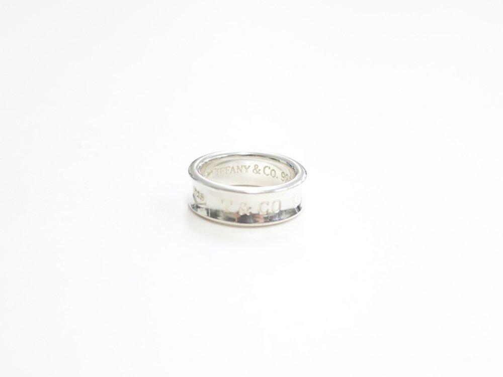 Tiffany & Co  ティファニー  1837 リング 指輪 silver925  11号 USED