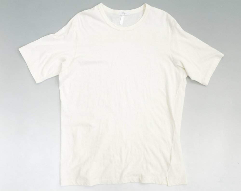 Y's for men  YOHJI YAMAMOTO ロゴプリント Tシャツ MADE IN JAPAN  USED