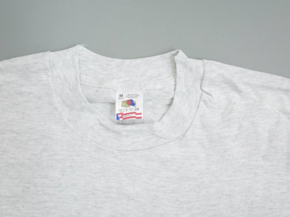 VINTAGE 80-90's FRUIT OF THE LOOM   クルーネックTシャツ MADE IN USA DEADSTOCK #3