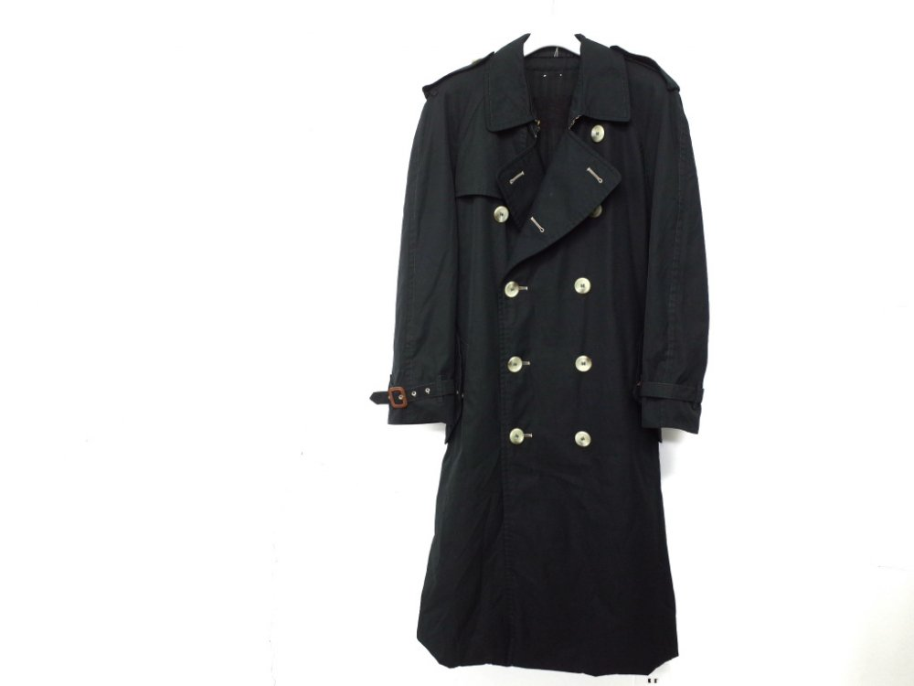 SOTA JAPAN × SEW UP BURBERRYS  BLACK OUT  COAT MADE IN ENGLAND #3