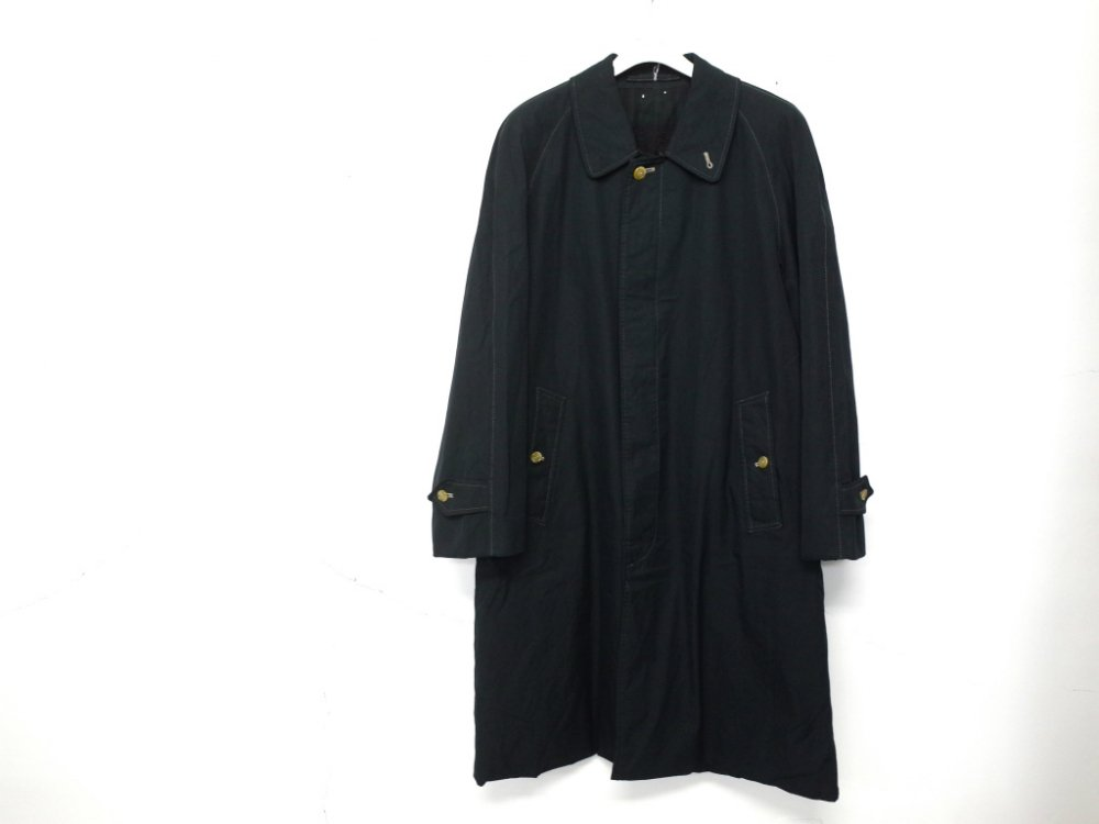 SOTA JAPAN × SEW UP BURBERRYS  BLACK OUT  COAT MADE IN ENGLAND #8