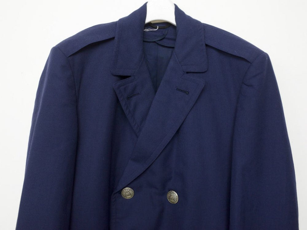 VINTAGE  U.S.AIR FORCE 74's OVER COAT コート USED