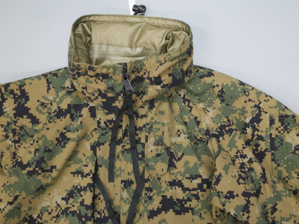 <img class='new_mark_img1' src='//img.shop-pro.jp/img/new/icons15.gif' style='border:none;display:inline;margin:0px;padding:0px;width:auto;' />08年 USMC DIGTAL PATTERN GORE-TEX PARKA ゴアテックス パーカ USED