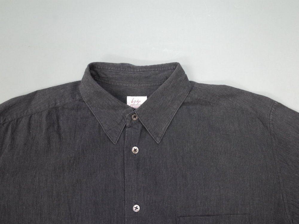 YOHJI YAMAMOTO COSTUME D'HOMME シャツ  MADE IN JAPAN USED