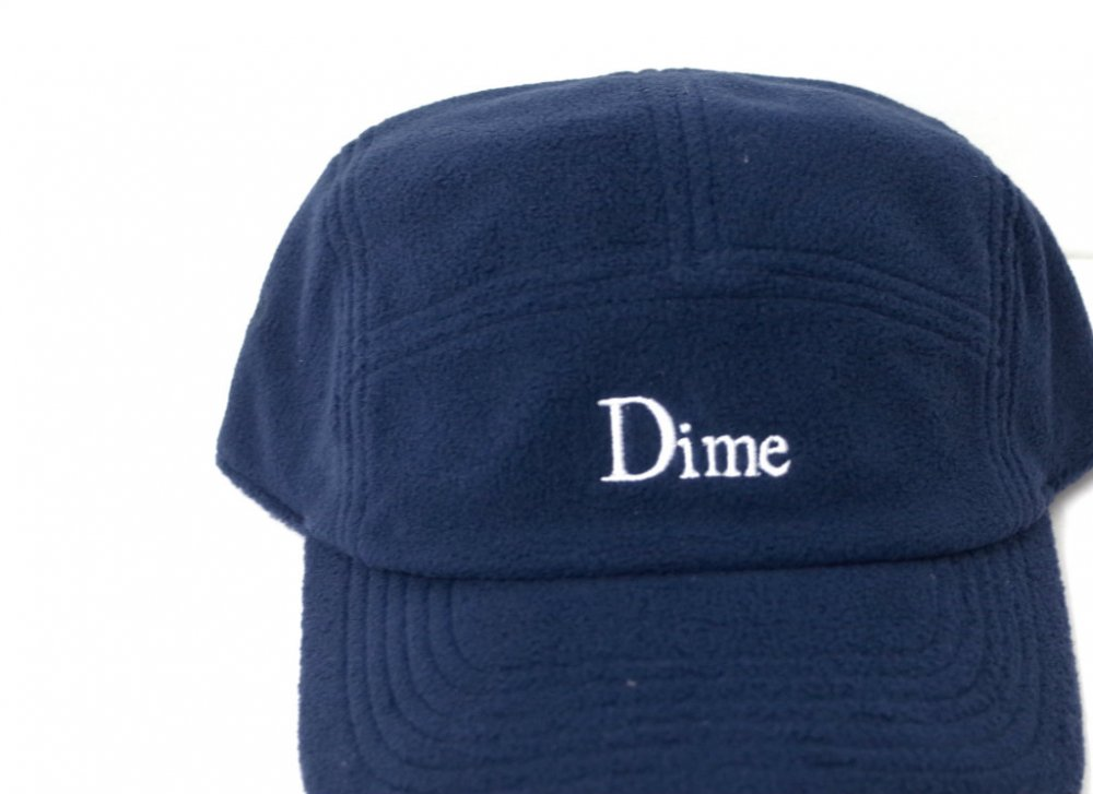 <img class='new_mark_img1' src='//img.shop-pro.jp/img/new/icons20.gif' style='border:none;display:inline;margin:0px;padding:0px;width:auto;' />Dime  Fleece 5 Panel キャップ  navy
