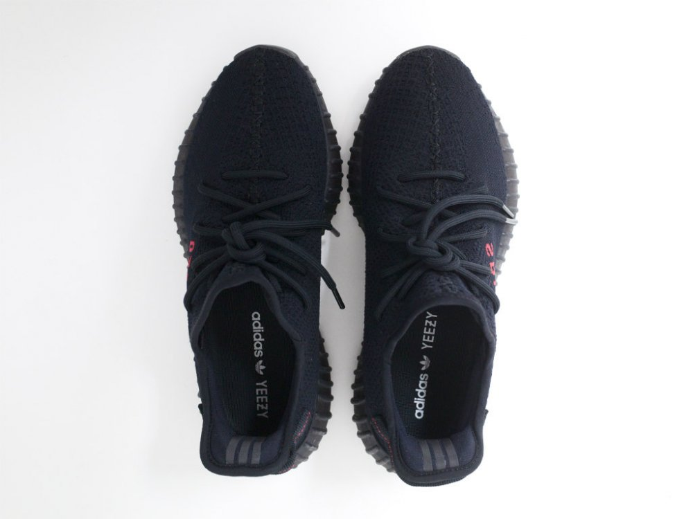 <img class='new_mark_img1' src='//img.shop-pro.jp/img/new/icons15.gif' style='border:none;display:inline;margin:0px;padding:0px;width:auto;' />adidas Originals YEEZY BOOST 350 V2 Core Black/Solar Red スニーカー USED
