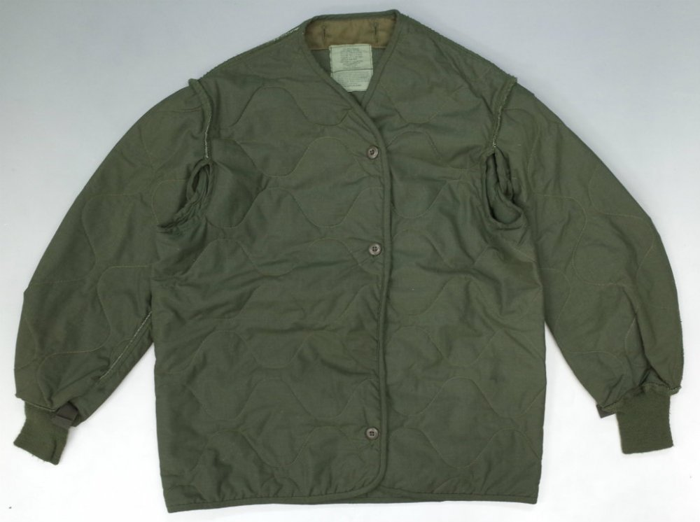 U.S.ARMY NOMEX AIRCREW JACKET COAT Liner USED