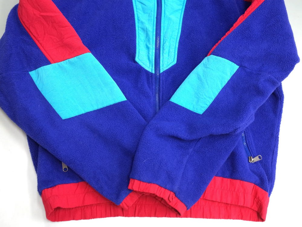<img class='new_mark_img1' src='//img.shop-pro.jp/img/new/icons15.gif' style='border:none;display:inline;margin:0px;padding:0px;width:auto;' />VINTAGE 90's THE NORTH FACE ノースフェイス  Extreme-Z フリースジャケット USA製 USED