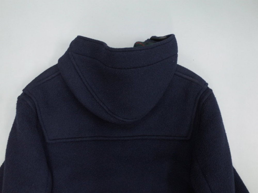 Gloverall グローバーオール ダッフルコート navy  MADE IN ENGLAND USED