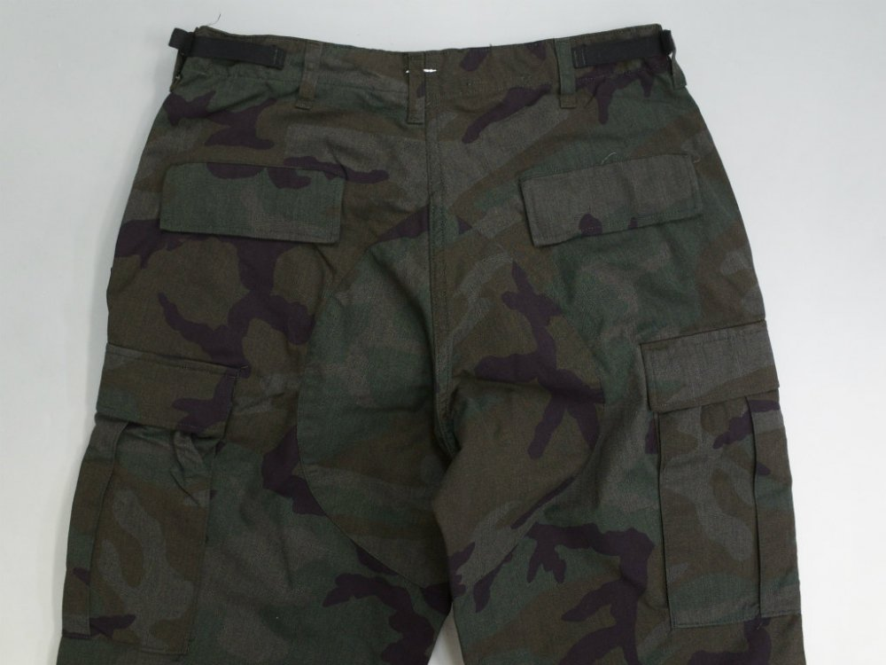 SOTA JAPAN × SEW UP US ARMY BLACK OUT BDU CARGO PANTS