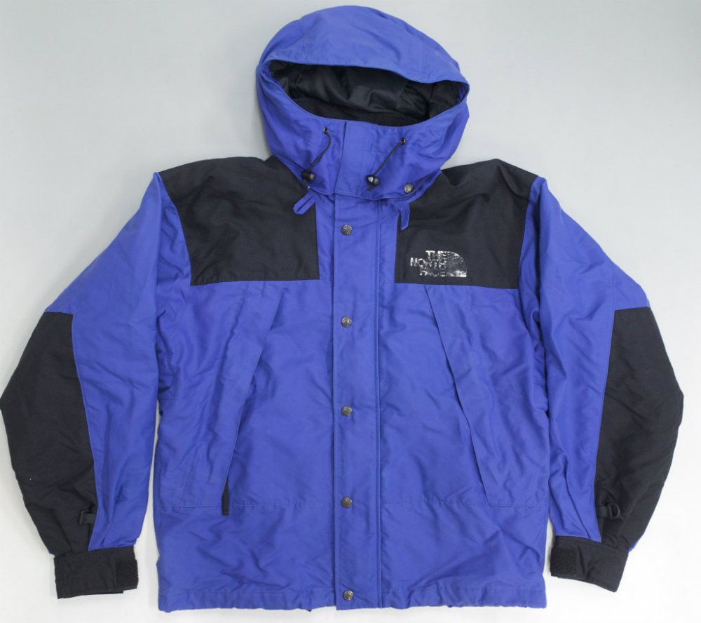 <img class='new_mark_img1' src='//img.shop-pro.jp/img/new/icons20.gif' style='border:none;display:inline;margin:0px;padding:0px;width:auto;' />VINTAGE 90's THE NORTH FACE ノースフェイス  マウンテンジャケット セットUSED