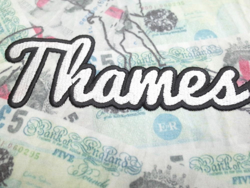 <img class='new_mark_img1' src='//img.shop-pro.jp/img/new/icons20.gif' style='border:none;display:inline;margin:0px;padding:0px;width:auto;' />Thames London Skydiver Logo  Tシャツ