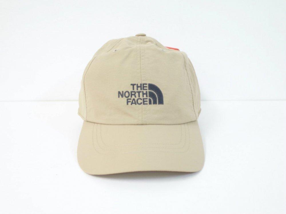 海外限定 THE NORTH FACE ノースフェイス  Horizon  LOGO  キャップ beige