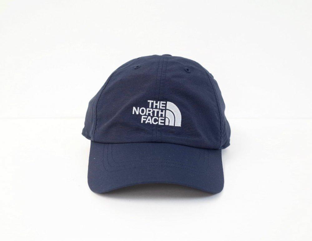 海外限定 THE NORTH FACE ノースフェイス  Horizon  LOGO  キャップ navy