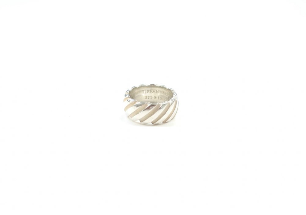 Tiffany & Co  ティファニー  リング silver925  13号 USED