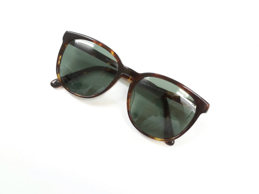 VINTAGE RAY-BAN BAUSCH&LOMB社製 TRADITIONALS HAMILTON(#11) 54□18 サングラス MADE IN USA USED