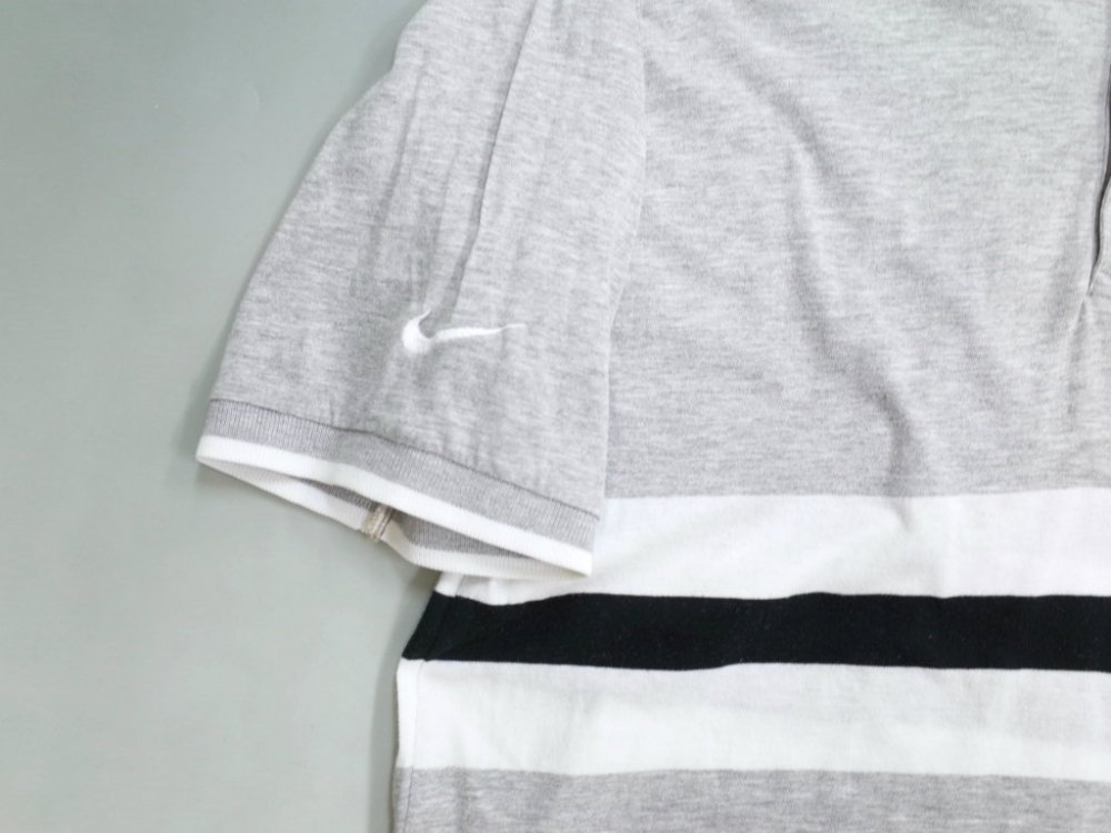 <img class='new_mark_img1' src='https://img.shop-pro.jp/img/new/icons20.gif' style='border:none;display:inline;margin:0px;padding:0px;width:auto;' />Vintage 90s NIKE  ナイキ カットソーポロ USED