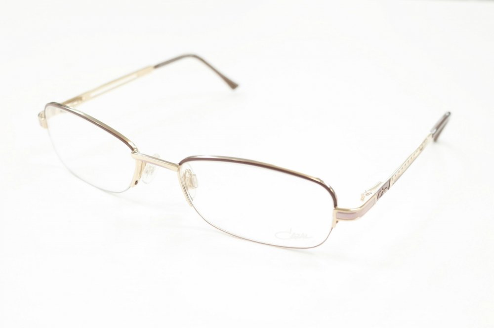 VINTAGE 90's CAZAL カザール メタルフレーム サングラス メガネ MADE IN GERMANY  USED
