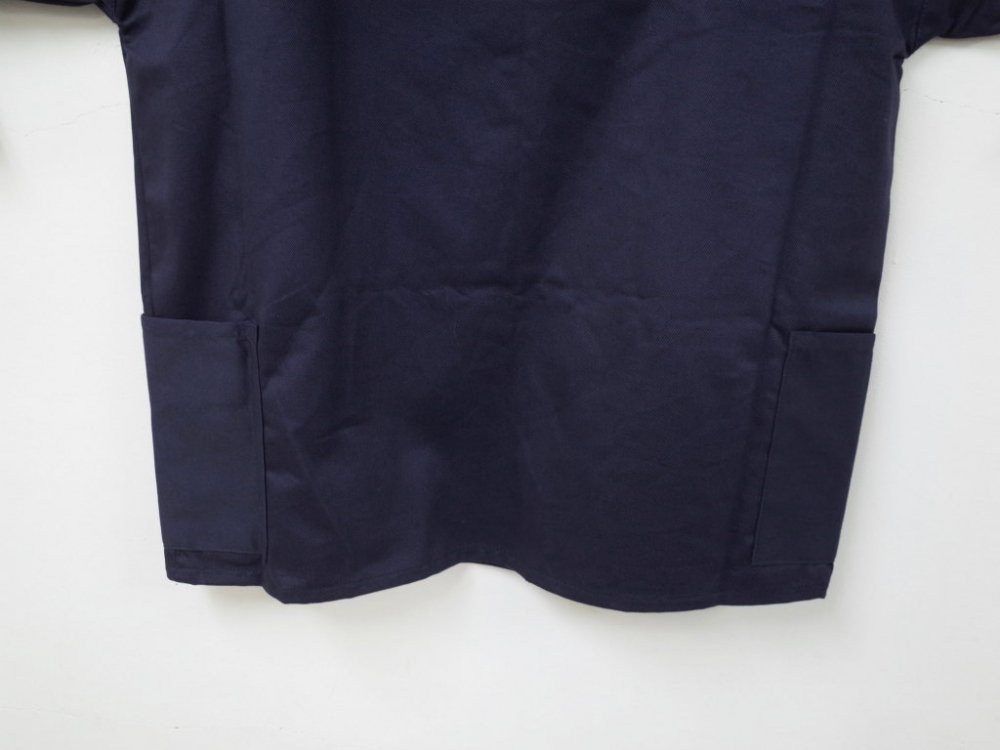 Newlyn Smocks ROUND NECK SMOCK MADE IN UK