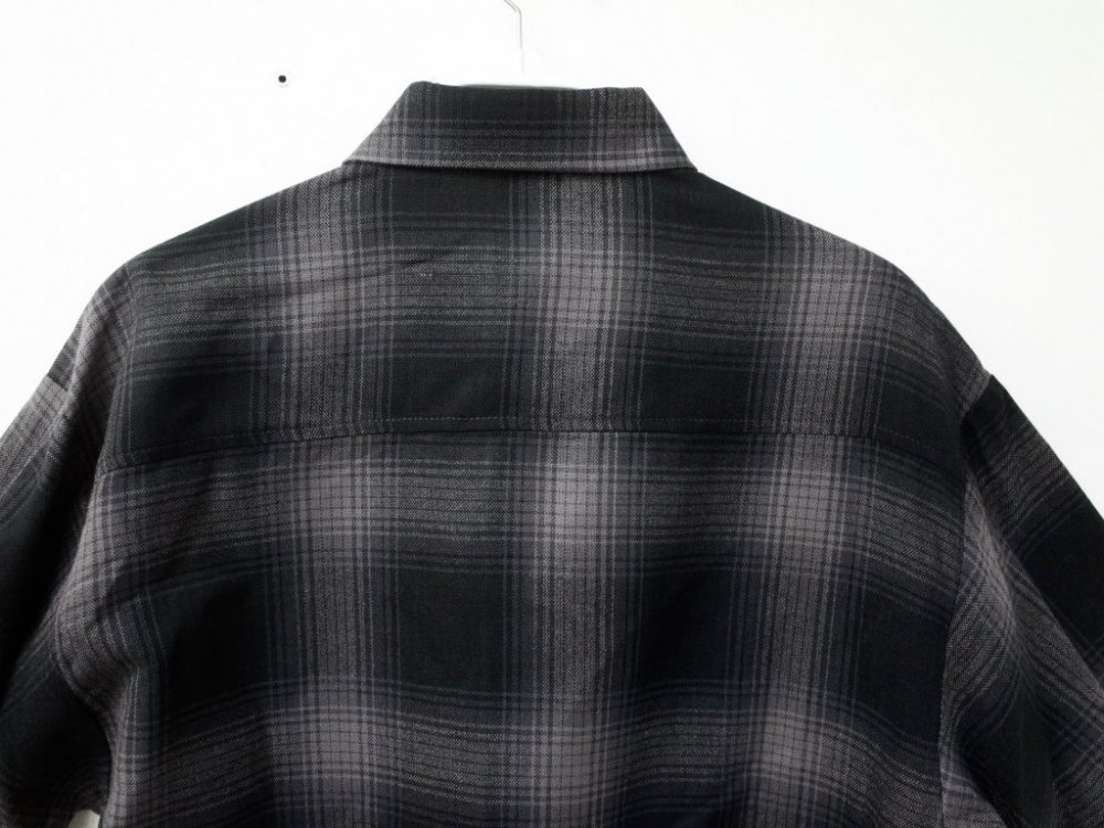 CALTOP OMBRE CHECK シャツ C/B MADE IN USA