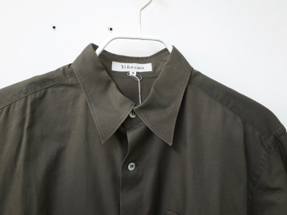 Y's for men  YOHJI YAMAMOTO シャツ MADE IN JAPAN  USED