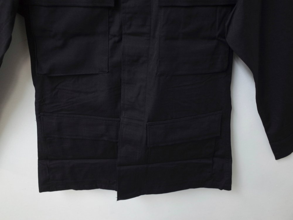 VINTAGE  97年 U.S.ARMY BLACK 357 BDU JACKET DEAD STOCK