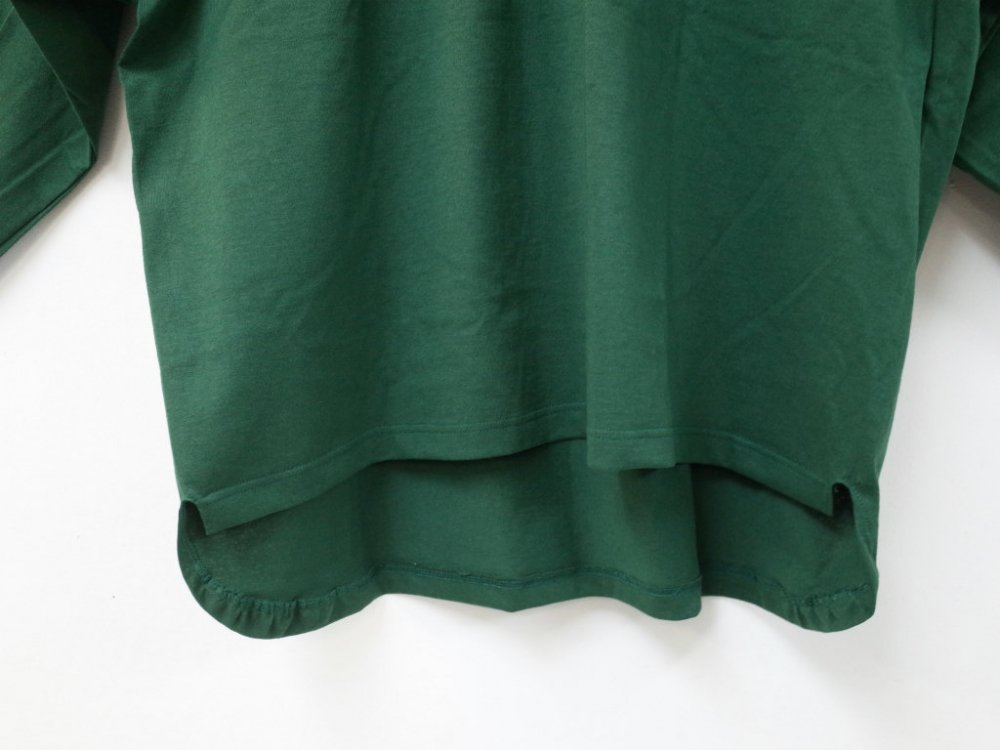 SOTA JAPAN × SEW UP PRO CLUB REMAKE  LONG SLEEVE TEE green