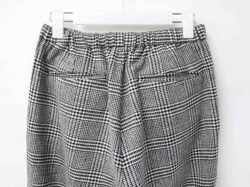 <img class='new_mark_img1' src='https://img.shop-pro.jp/img/new/icons20.gif' style='border:none;display:inline;margin:0px;padding:0px;width:auto;' />CEASTERS 2 Pleats  Trousers 2タックチェック柄パンツ ポルトガル製