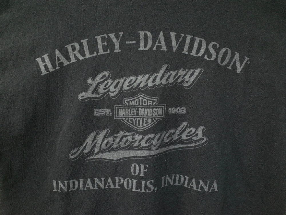 <img class='new_mark_img1' src='//img.shop-pro.jp/img/new/icons15.gif' style='border:none;display:inline;margin:0px;padding:0px;width:auto;' />Harley-Davidson ハーレーダビッドソン Tシャツ USED