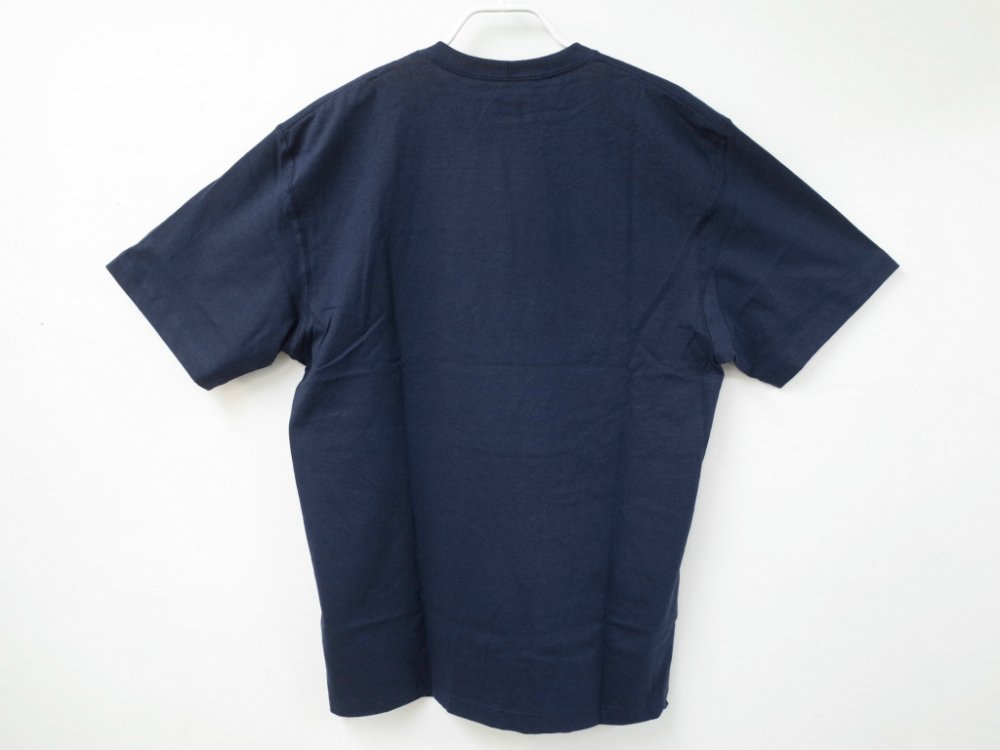海外企画 CARHARTT カーハート WORK WEAR POCKET TEE navy