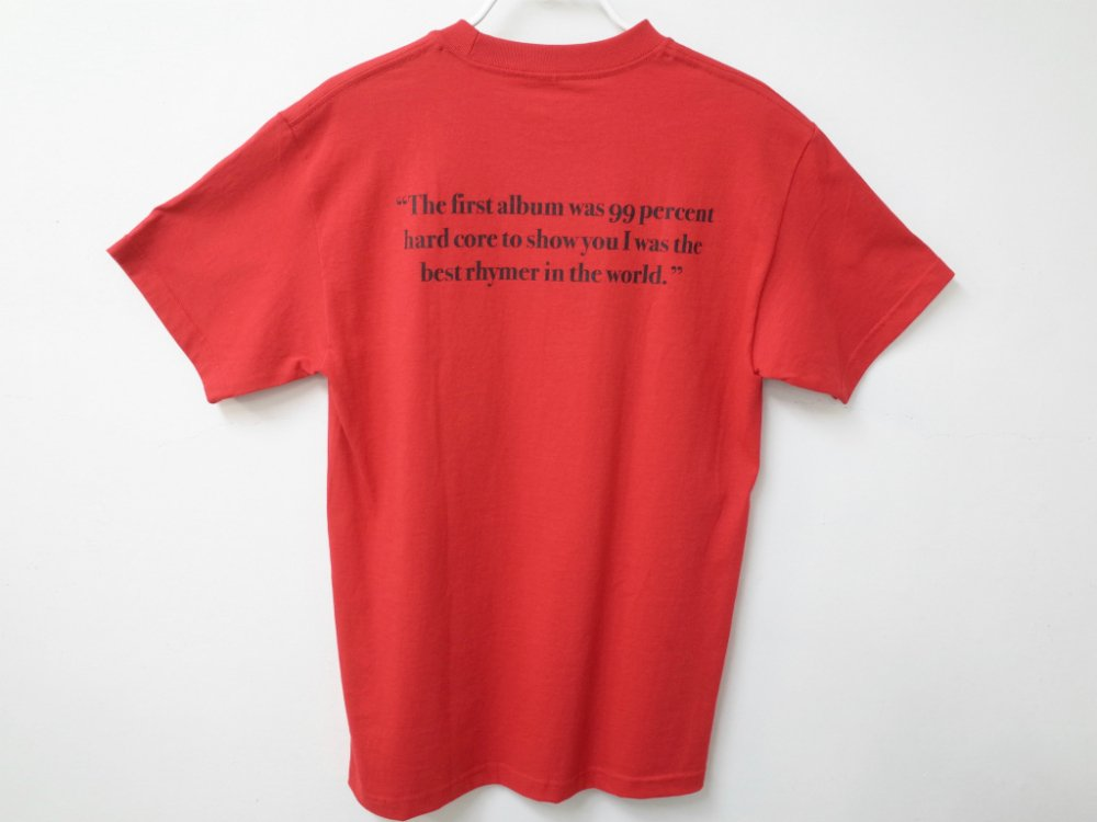 <img class='new_mark_img1' src='//img.shop-pro.jp/img/new/icons15.gif' style='border:none;display:inline;margin:0px;padding:0px;width:auto;' />PLEASURES x BIG PUNISHER  BEWARE  Tシャツ red